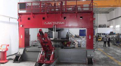 Металлообрабатывающее оборудование AKYAPAK Бурса, Турция
