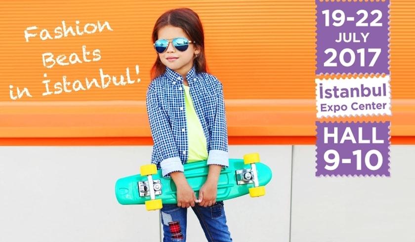 07f976519182 Istanbul Kids Fashion 2017 Summer. Международная выставка детской моды ...