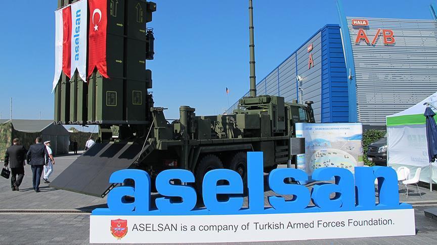 Турецкая компания ASELSAN поставит ВС Украины средства беспроводной связи на $43,6 млн
