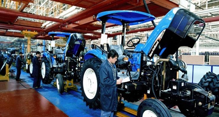 Турция поставляет тракторы в более 130 стран