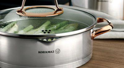 Посуда и кухонная бытовая техника KORKMAZ Стамбул, Турция