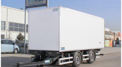 Рефрижераторные и изотермические кузова, прицепы и полуприцепы Ecofrigo Анкара, Турция