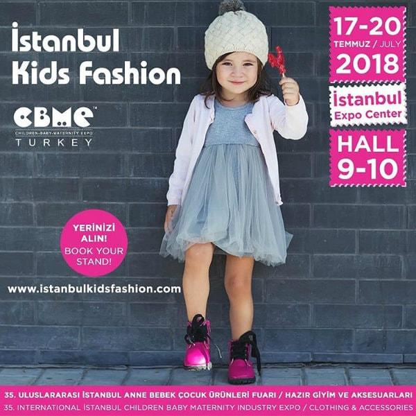 73b0980cc0e8f Международная выставка детской моды: одежда и аксессуары для младенцев и  детей IKF 2018 - Istanbul