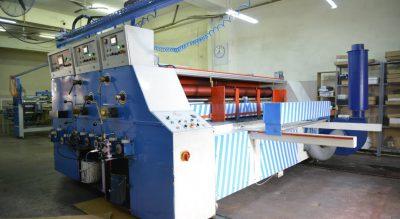 Оборудование для производства гофротары и гофрокартона Oztekin Makina Стамбул, Турция