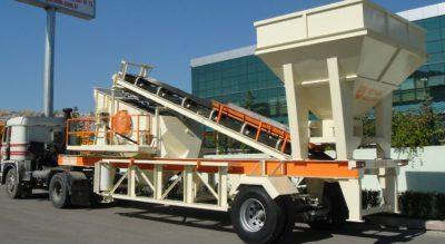 Дробильное, сортировочное и промывочное оборудование Ugurmak Анкара, Турция